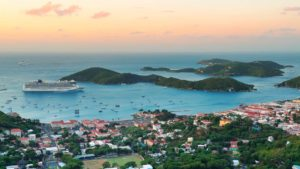 St. Thomas Cruise Ships