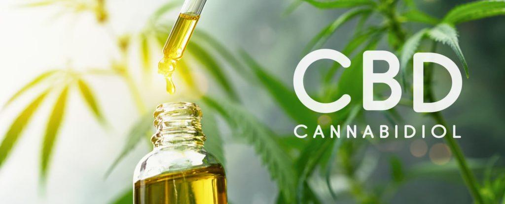 Hemp Cannabis with CBD Dropper