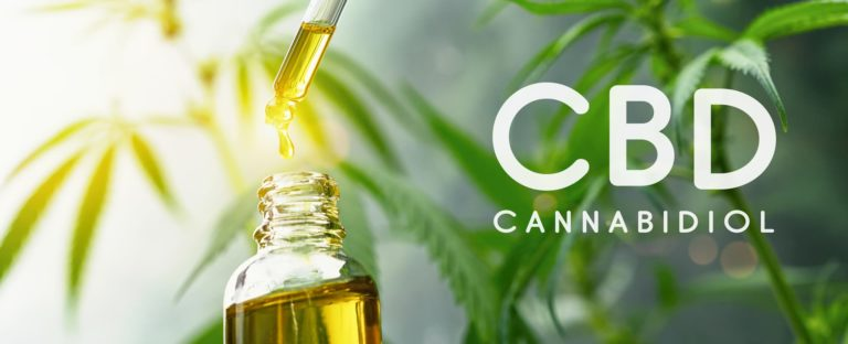 Hemp Cannabis with CBD Dropper