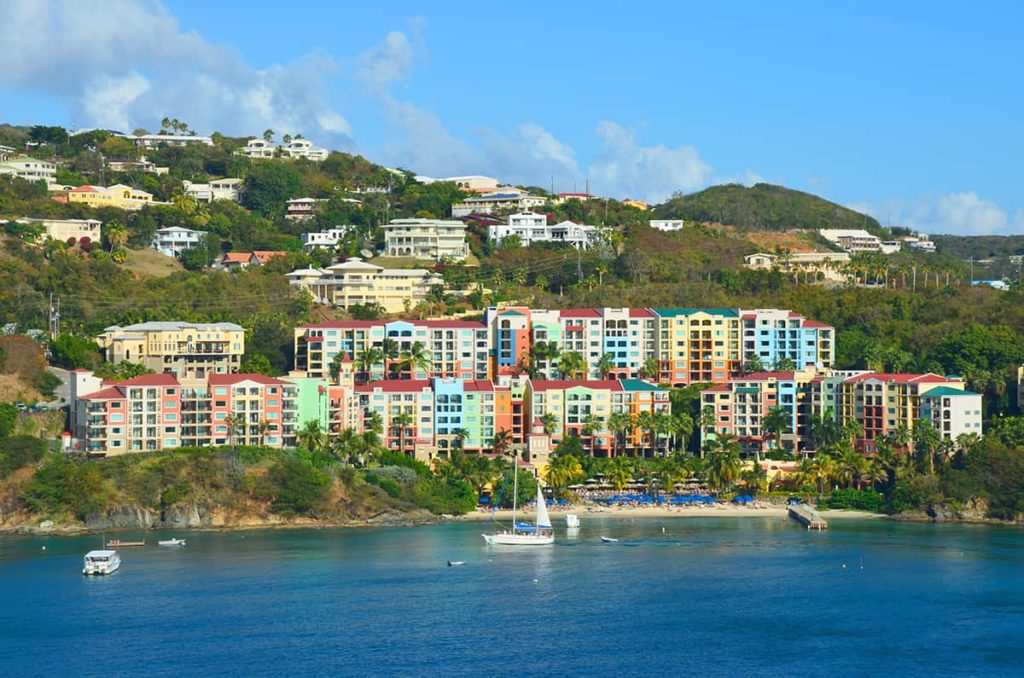 St. Thomas USVI Hotel - Frenchmen's Reef