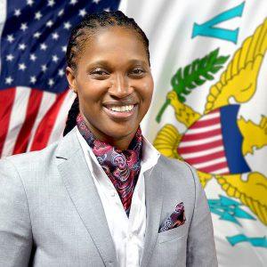 USVI Senator Janelle K Sarrouw